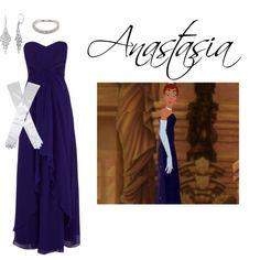 Dress Like Anastasia at the Opera