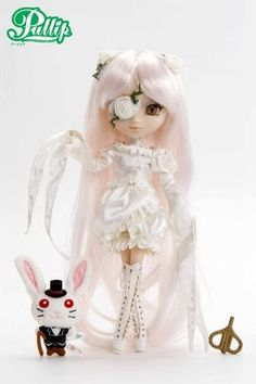 Pullip Rozen Maiden traumend Suigintou Figure Japan Doll