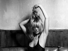 Kate Moss by Hedi Slimane