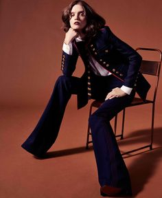 ELLE Editorial: What's His Is Yours