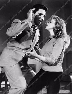 Elvis Presley and Ann-Margret dancing in Viva Las Vegas 1312-36