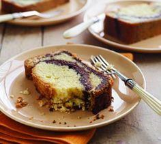 Nutella-Swirl Poundcake