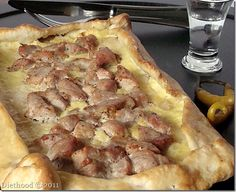 Pastrmajlija - Macedonian Pizza  - I posted just because it was unique...not sure we'll try it
