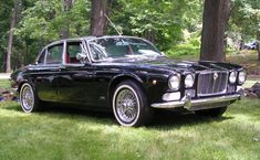 1998 to 2002 Jaguar XJ6, the one non-vintage car I absolutely love
