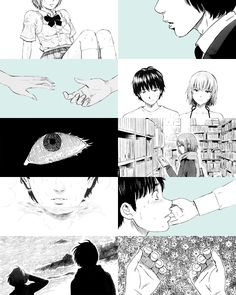 Even if the wounds have healed, the scars will still remain.  Aku no Hana