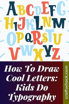 If you're hankering to expose your kids to design fundamentals, you'll like our article on how to draw cool letters, and teach your kids to do typography. As they're already learning how to write their names, get them interested in typography by having them doodle their names in various styles and colors. Bubble letters and 3-D writing are sure to grab their interest, and you'll soon have them scribbling away. Read our full article here. #DrawLetters #Typography #ArtProjects #ArtForKids Bubble Letters, Scribble, Art For Kids, 3 D, Art Projects, Doodles, Typography, Teaching, Writing