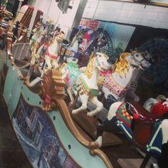 We love our ponies!! #berkshirecarousel