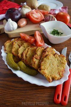 Dietetyczne placki ziemniaczane z piekarnika (bez tłuszczu)