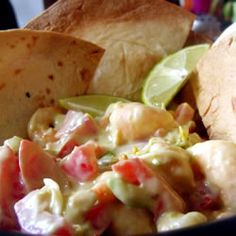 Shrimp and Avocado Cocktail Allrecipes.com