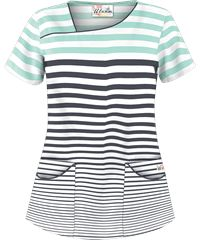Fashion Print Scrub Tops for Women at Low Prices by UA