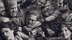 sons of anarchy brawl pictures   Sons of Anarchy - Sons of Anarchy Wallpaper (1920x1080)