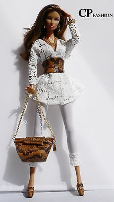 CP ITALIAN STYLE handmade outfit for  FASHION ROYALTY& SILKSTONE   Dolls & Bears, Dolls, By Brand, Company, Character   eBay!