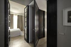 Proyecto Conde Salvatierra (Dormitorio) Diseño: Ramón Bandrés