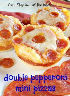 Double Pepperoni Mini Pizzas - IMG_8695.jpg