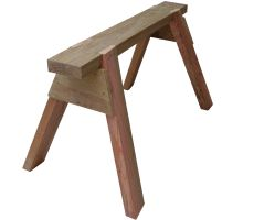 Saw horse for carpentry and no doubt we would find a bazilion other uses for them!   (would need to downsize)