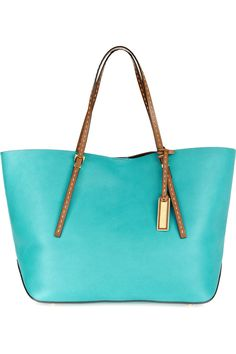 Michael Kors : leather tote