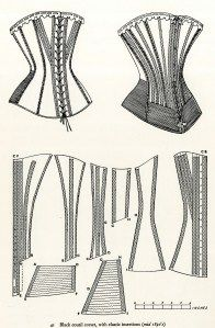 1000 images about corsets  patterns  tutorials on