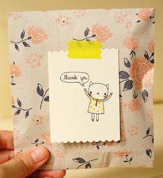 doodle by mochikaka, via Flickr