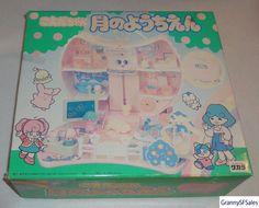 1992 Koeda Chan Kindergarten ON Wheels BY Takara NEW IN BOX | eBay