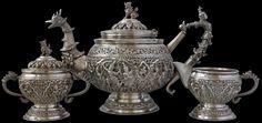 Image from http://www.michaelbackmanltd.com/sitebuilder/images/Burmese_Colonial_Silver_Teaset_2_2-930x441.jpg.