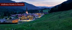 Wellnes-Hotels & Resorts