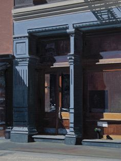 Tribeca Shadows by Stephen Magsig