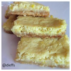 Paleo Lemon Bars @@dieffs