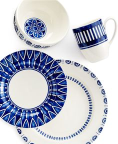Mikasa Siena Dinnerware Collection - Mikasa Dinnerware - Dining & Entertaining - Macy's