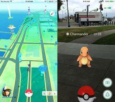 Pokémon GO App #pokemongo #pokemon #app #freeapps #freeappsking #games #itunes #iphone #googleplay #android #apps