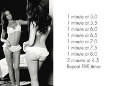 Minka Kelly's Treadmill Workout!
