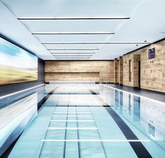 From a commercial office fit out to a luxury pool, this week Indesign Specifies 5 of the latest flooring products to reinvent an existing, or inspire a new, space. Timber Walls, Office Fit Out, Retail Boutique, Surface Finish, Salzburg, Steel Frame, Commercial, Outdoor Decor, Design