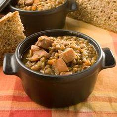 German Lentil Soup @ allrecipes.co.uk