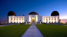 | Griffith Observatory - Los Angeles Tourism & Convention Board/Griffith ...