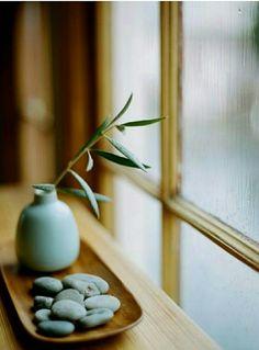 Zen space....