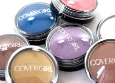 Best Eyeshadows  Whether you're going for a sheer wash of color or a smoky eye, these shadows provide blendable pigment that won't crease.  CoverGirl Flamed Out Shadow Pots, $5, ulta.com