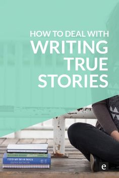 Writing True Stories Every nonfiction writer has to balance the truth with the facts. How do you write the truth honestly and authentically? Click through for advice. Memoir Writing, Book Writing Tips, Fiction Writing, Writing Quotes, Writing Resources, Writing Help, Writing Prompts, Writing Ideas, Autobiography Writing