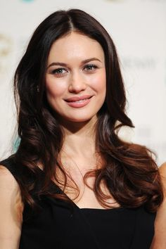 Olga Kurylenko at the BAFTA Awards.
