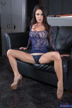Spread hot legs wide dessous