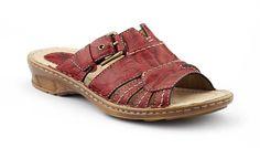 Love the red! Earth Footwear Willow Spring 2013.  http://www.earthbrands.com/earthfootwear  #WorldofGood #Earthbrands #ad