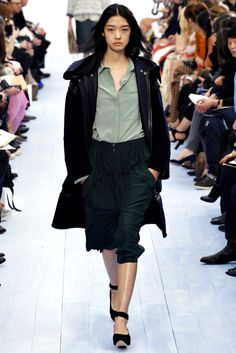 Chloé Fall 2012 Ready-to-Wear - Collection - Gallery - Style.com
