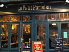 The best restaurant on Montmartre - delicieus parisian food!
