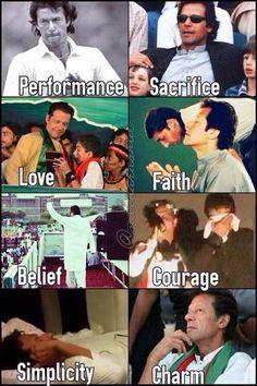 Pakistan ki Aan hain aap, Pakistan ki Shaan hain Aap, Imran Khan hain Aap!