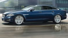 Jaguar  XJ Supersport I only like the side look...not a great fan of the front.