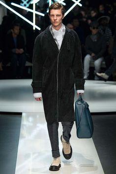 Canali Fall 2015 Menswear Fashion Show