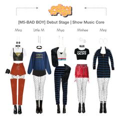 """[M5 - BAD BOY] Debut Stage 