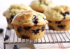 Driscoll's #Gluten Free Blueberry Muffins. | Driscolls.com