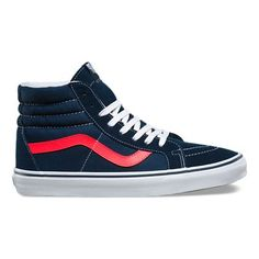 Shop Neon Sk8-Hi Reissue Shoes today at Vans. The official Vans online store. Free delivery & free returns.