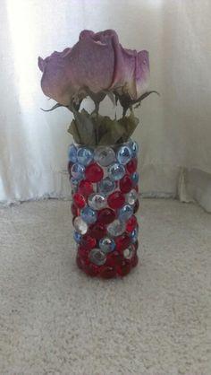 Fancy vase