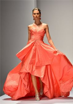 Oscar de la Renta 2014 Dress - Haute Couture / Vestidos - Alta Costura
