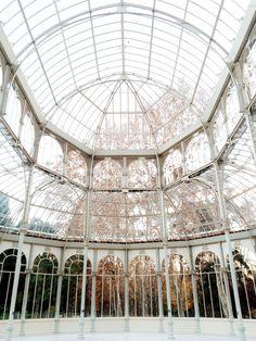 Crystal palace, Madrid, Spain.  Palais de Cristal du Parc du Retiro à Madrid Les Brèves (Page 3) - Tendances de Mode